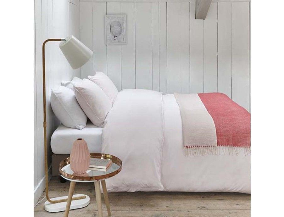 Licht Roze Dekbedovertrek : Beddinghouse basic nude dekbedovertrek