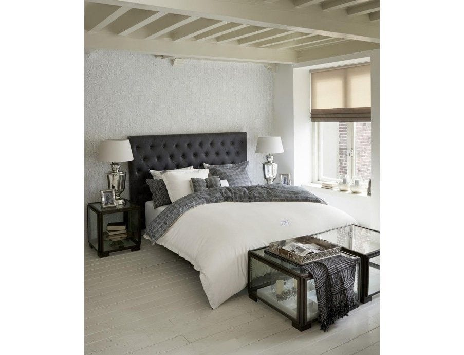 rivi ra maison polo club black dekbedovertrek. Black Bedroom Furniture Sets. Home Design Ideas