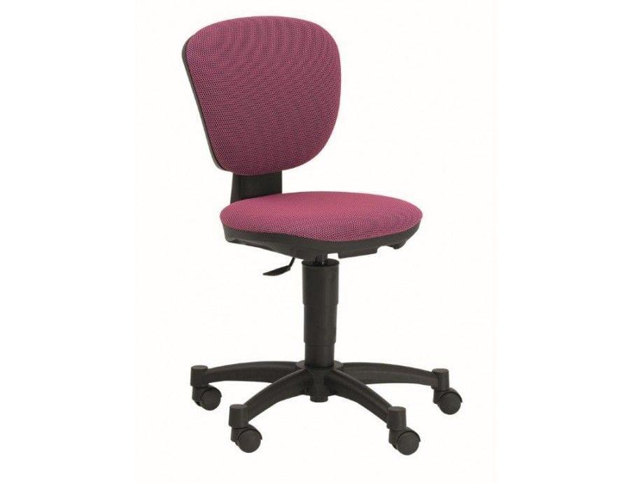 Lifetime kinder bureau stoel roze bedderie