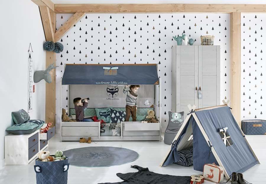 Lifetime Kinderkamer Set : Lifetime slaapkamer forest ranger compleet