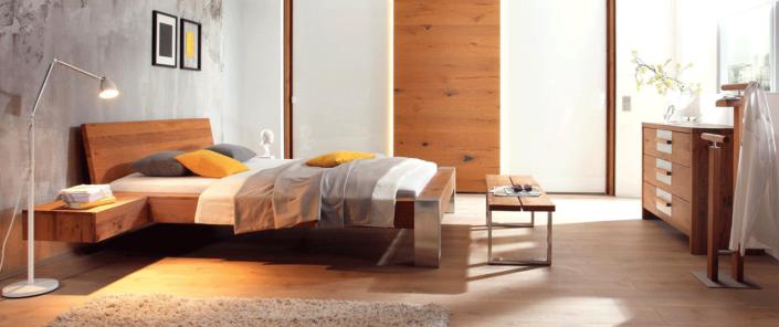 chique slaapkamerstijl met een luxe sfeer bedderie
