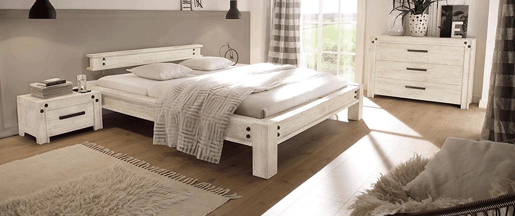 Landelijke-slaapkamer-stijl