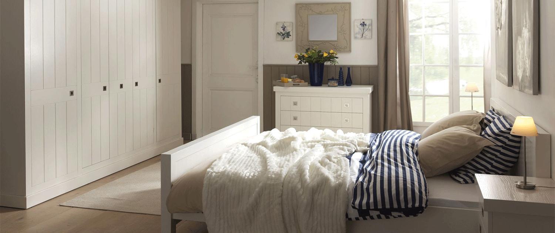 Landelijke slaapkamerstijl: puur en rustgevend | Bedderie.nl